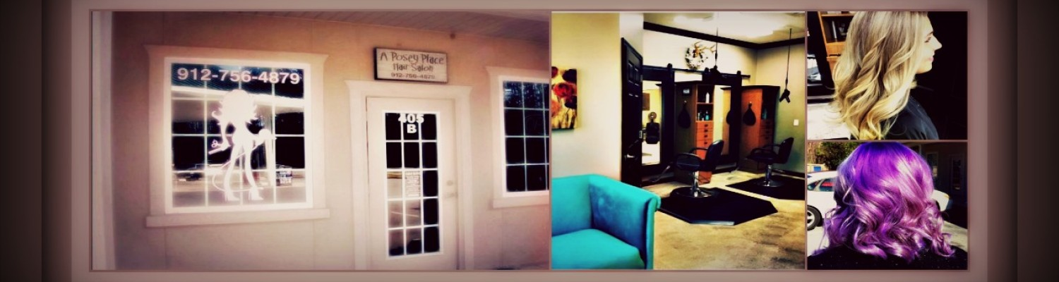 A Posey Place Hair Salon | on